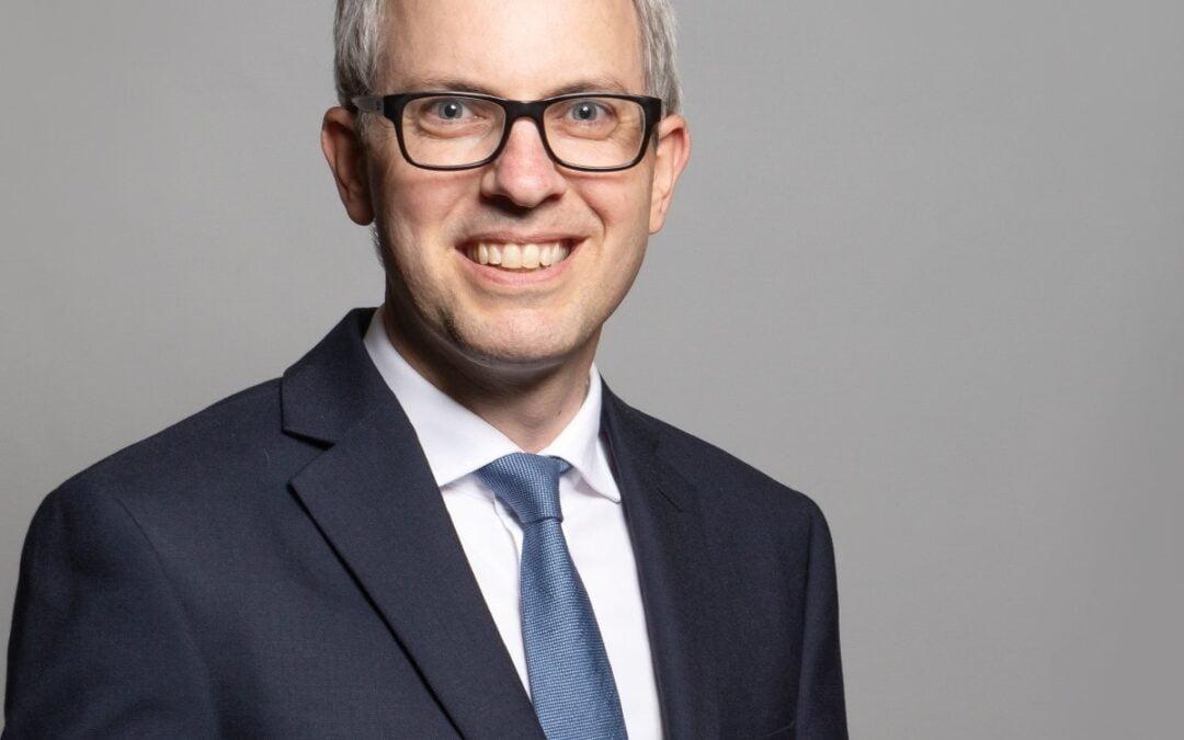 JAMES WILD MP PRESSES CASES FOR NEW HOSPITAL FOR KING'S LYNN