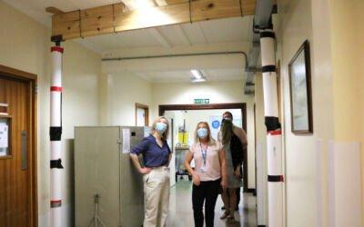 The Rt Hon Elizabeth Truss MP visits The Queen Elizabeth Hospital